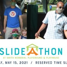 Things to do in Main Line, Pa for Kids: 2nd Annual Slide-A-Thon at Smith Memorial Playground, Smith Memorial Playground & Playhouse