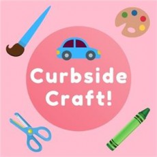 Curbside Craft for Kids (Rahway Public Library)