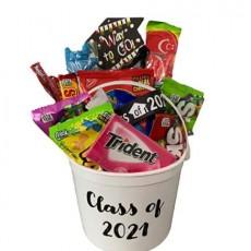 Graduation Gift Basket Snack Bundle