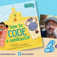 Things to do in Merrimack Valley, MA: [National] Learn through Unplugged Coding with Author Josh Funk