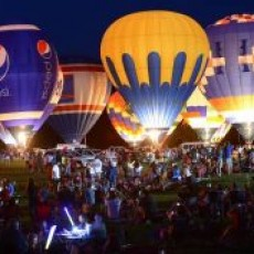 Things to do in Columbia, MO: Hot Air Balloon Glow