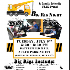 Things to do in Springfield, MO: Big Rig Night