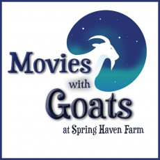 Durham-Chapel Hill, NC Events: Movies with Goats at Spring Haven Farm - Date Night