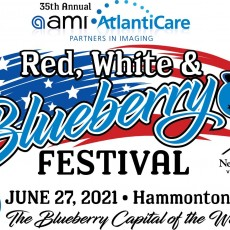 Deptford-Monroe Township, NJ Events: 35th Annual Red, White & Blueberry Festival