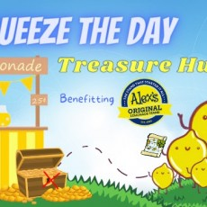 Squeeze the Day Treasure Hunt