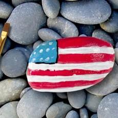 Lafayette Parish, LA Events: [National] Paint Memorial Day Rocks