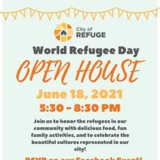 World Refugee Day - Open House