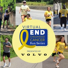 Virtual End Childhood Cancer Run Series