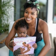 Things to do in Worcester, MA for Kids: Celebrate Shady Baby with Gabrielle Union & Dwayne Wade, Barnes & Noble (Millbury)