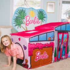 Have a Ball in a Barbie Dreamhouse Pop Up