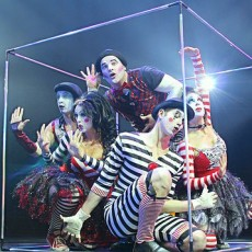 Things to do in Myrtle Beach, SC for Kids: LE GRAND CIRQUE, Broadway Theater, MB