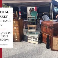 Berwyn Vintage Flea Market