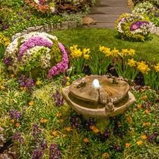 The Philadelphia Flower Show