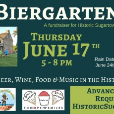 Things to do in Main Line, Pa for Kids: Pop-Up Biergarten at Historic Sugartown, Historic Sugartown