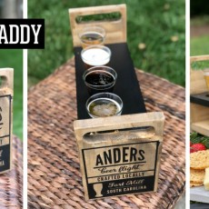 Things to do in Main Line, Pa for Kids: DIY with Dad featuring NEW beer/rootbeer caddy, AR Workshop Malvern