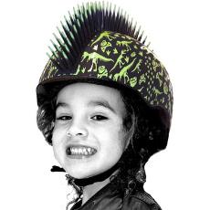 Raskullz Mohawk Helmets