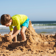Things to do in Cape May County, NJ: Kids & Family Sand Sculpting Contest