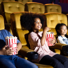 National Events: Watch a Kids Flick at the Theater for $1.50