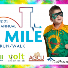 30th Annual CoxHealth Medical Mile and 5K (Virtual)