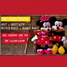 Things to do in Worcester, MA: Mickey and Minnie Meet & Greet