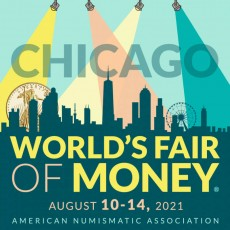 Things to do in Arlington Heights-Palatine IL: 2021 Chicago World's Fair of Money ®