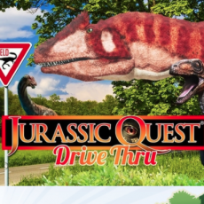 Things to do in Shrewsbury-Marlborough, MA: Jurassic Quest Drive-Thru