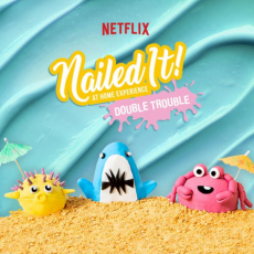 Things to do in National for Kids: Compete in Nailed It! At Home Experience, Netflix