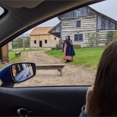Family Fun Drive at Old World Wisconsin