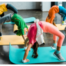 Things to do in Worcester, MA: Bending Over Backwards Tumbling Workshop
