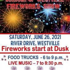 Things to do in Deptford-Monroe Township, NJ: Westville Fireworks