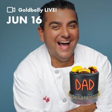 Bake a Cake with Dad + The Cake Boss