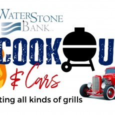 WaterStone Bank Cookout and Cars