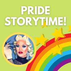Madison, WI Events: Pride Storytime