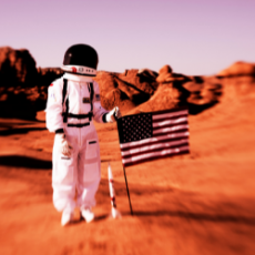 Things to do in National: Explore the Red Planet