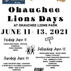 Okauchee  Lions Days