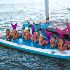 Things to do in Cape May County, NJ for Kids: Mermaid Day Camp, Bowfish Studios