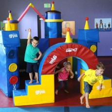Things to do in Madison, WI for Kids: Warrior Pack, The Little Gym of Middleton