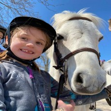 Summer Horse Camp (Ages 4+)