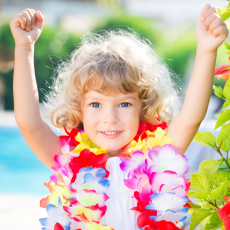 Things to do in Cape May County, NJ for Kids: Kids Luau Drop Off Event, Sea the Future Learning Center