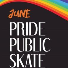 Pride Public Skate Night