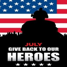 Give Back to our Heroes Night