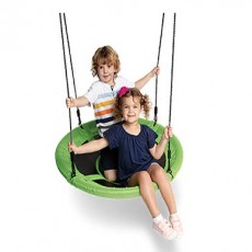 Swing into Summer with a Nest Swing