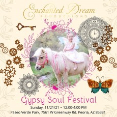 Things to do in Peoria, AZ: Gypsy Soul Festival