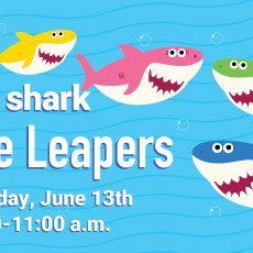 Baby Shark Little Leapers