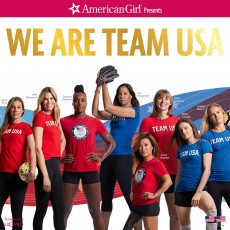 Things to do in National for Kids: Meet Team USA with American Girl , American Girl