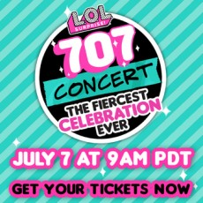 Things to do in National for Kids: Rock Out at the Free L.O.L. Surprise! Concert, L.O.L. Surprise