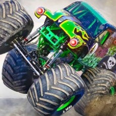 Things to do in Mansfield-Attleboro, MA for Kids: Monster Jam , Gillette Stadium at Patriot Place