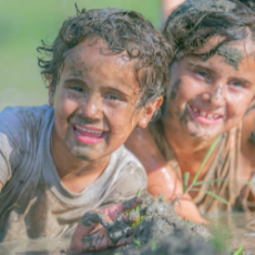 Things to do in Worcester, MA: Art, Nature, and Play Series: Mud Day