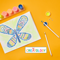 Things to do in Westfield-Clark, NJ: Camp Creatology: Dot Painting