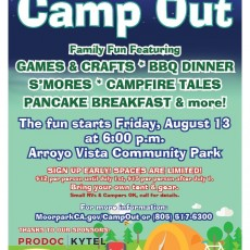 Things to do in Thousand Oaks, CA for Kids: Summer Camp Out, Moorpark Recreation